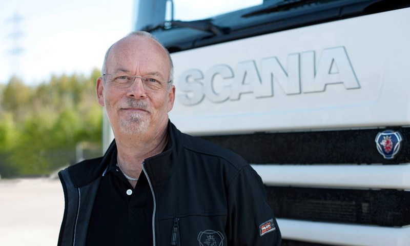 Anders Gustavsson Scania